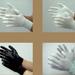 Antystatyczne rękawice robocze